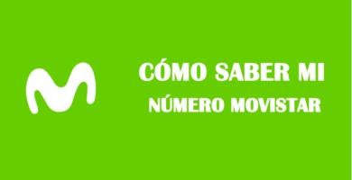Cómo saber mi número de celular movistar