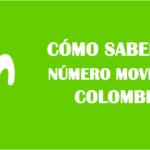 Cómo saber mi número de celular movistar colombia sin saldo