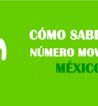 Cómo saber mi número movistar méxico sin saldo gratis