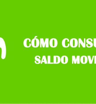 Cómo consultar saldo Movistar prepago y postpago