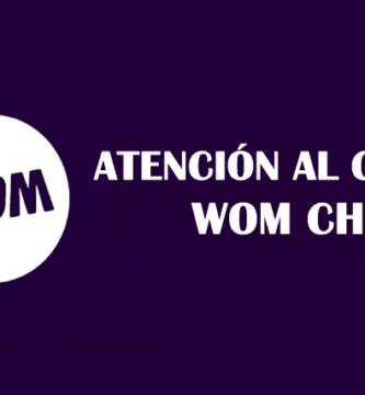 número de atención al cliente wom