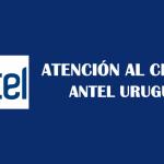 Número de atención al cliente Antel Uruguay