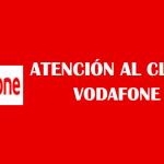 número de atención al cliente Vodafone gratis