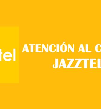 número de atención al cliente jazztel
