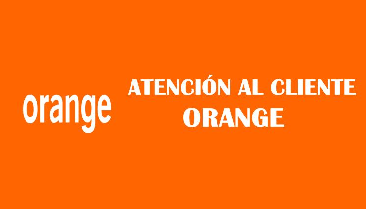 número de atención al cliente orange gratis